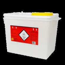 Coletor Rígido para Resíduos Quimioterápicos Descarpack 7 Litros
